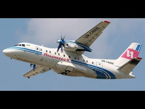Tribute to Ilyich-Avia Airlines
