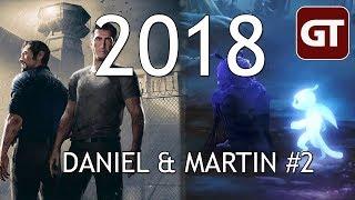 Thumbnail für Highlights 2018: darauf freuen sich Daniel und Martin #2 – GT-Talk #88