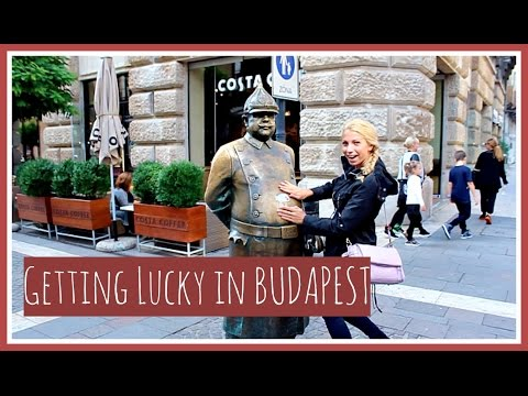 WALKING TOUR IN BUDAPEST // HUNGARY