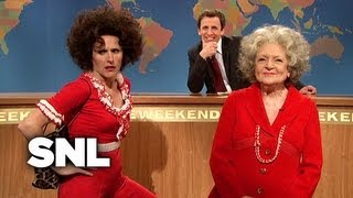 Weekend Update: Sally O'Malley and Dottie O'Donegan on Mother's Day - SNL