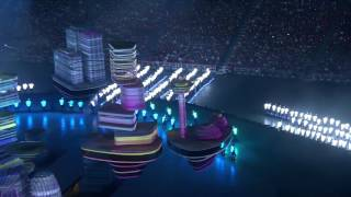 RISE   The Sky City of NDP 2016 Full HD