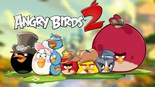 Angry Birds 2 # 49 - Cobalt Plateaus Level 167 To Level 169