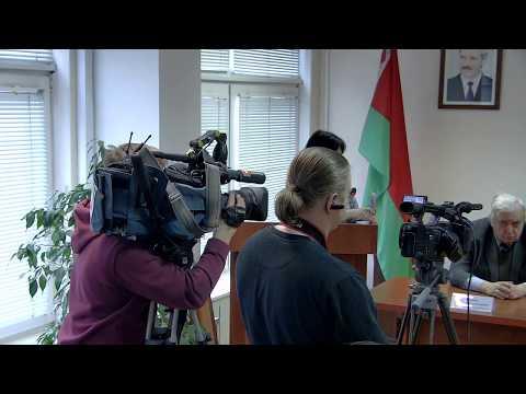 Пресс-конференция Министерства здравоохранения