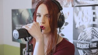 Jinjer - Pisces (Live Session) VOCAL COVER