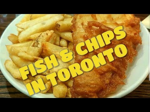 Olde Yorke Fish And Chips In Toronto   Amelia Does Dinner