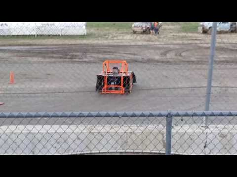 Teegan Williams Racing #10w)7/7/17@ I-96 speedway..feature