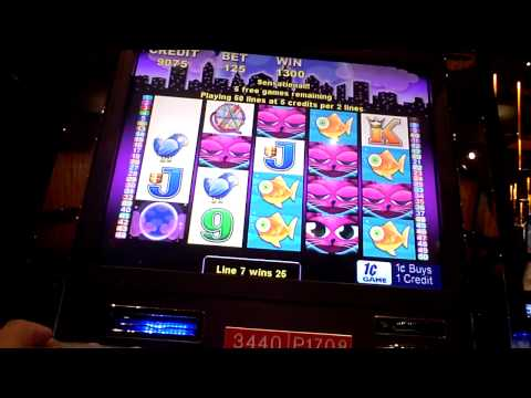 Miss Kitty Penny Slot Bonus Win, Sands Casino at Bethlehem