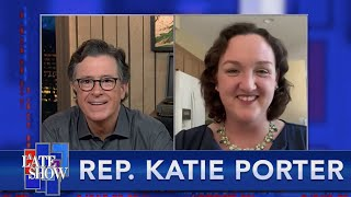 """Not Untruthful...Incompetent"" - Rep. Katie Porter On Trump Officials When They Testify In Congre…"