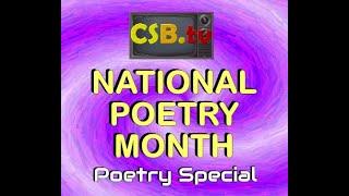 CSBTV's Poetry Special 2021