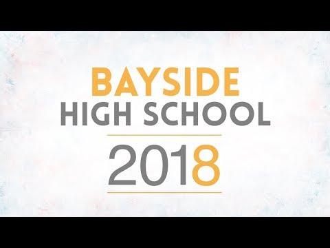 Bayside HS Graduation - Class of 2018