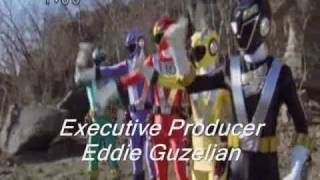 Power Rangers RPM Opening with Official Theme Song