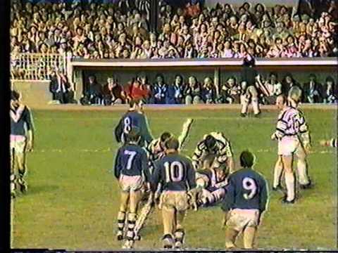 Hull FC v Barrow RLFC 14th November 1981