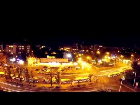 Noche de Rusia, la ciudad de Krasnodar