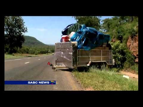 Dozens of travellers stranded on the N1, R101 in Limpopo