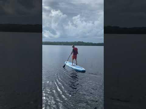 Paddle Board Pourvoirie l'esprit de l'ours