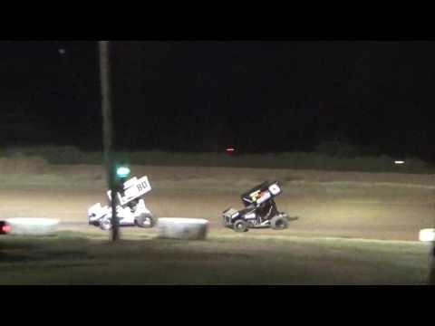 Danny Merrell Abilene Speedway Sprints 7 15 17
