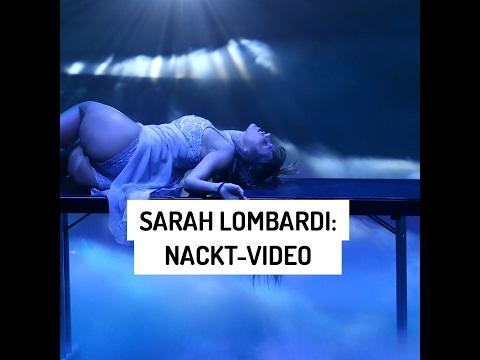 Sarah Lombardi: Nackt-Video