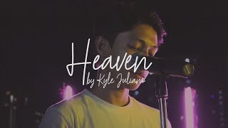 Kyle Juliano - Heaven (Official Lyric Video)