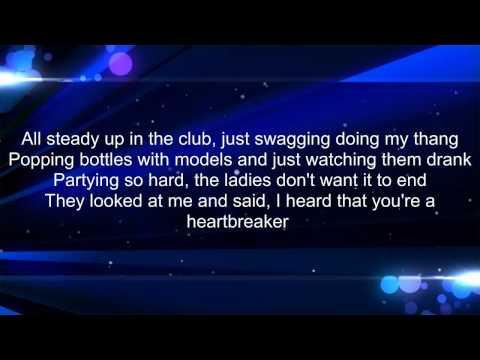Akon- Trouble Maker ( Lyrics )