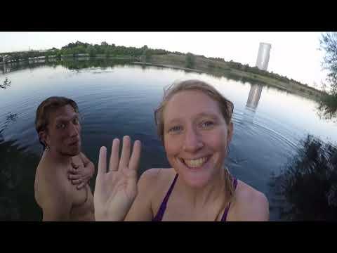 Swimming in the Danube