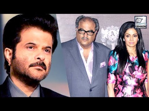 Why Did Anil Kapoor And Boney Kapoor Fight For Sridevi ? Mp3