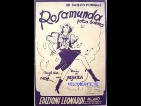 Dea Garbaccio - Rosamunda (con testo e notizie storiche)