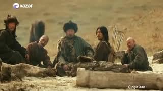 Çingiz Xan Filmi, Azerbaycan Türkcesinde Dublyaj.