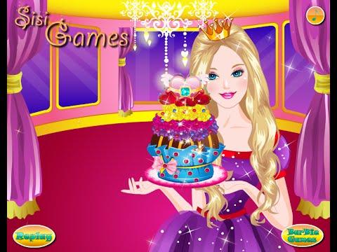 Juego De Barbie Para Cocinar Game Barbie Cooking