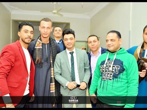 استقبال فظيع لى احمد عامر فى صعيد هوارة قنا مع ايهاب الهطيل ومكسرين فرحه خالد المغربى