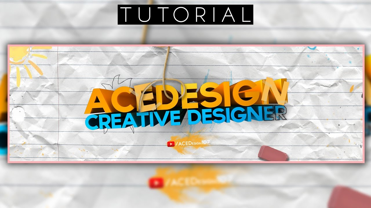 Incredible 3d stationary style twitter header tutorial photoshop incredible 3d stationary style twitter header tutorial photoshop cc cinema 4d youtube baditri Gallery
