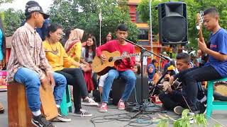 Sunset Di Tanah Anarki _ SID (Cover By Happy In Life)