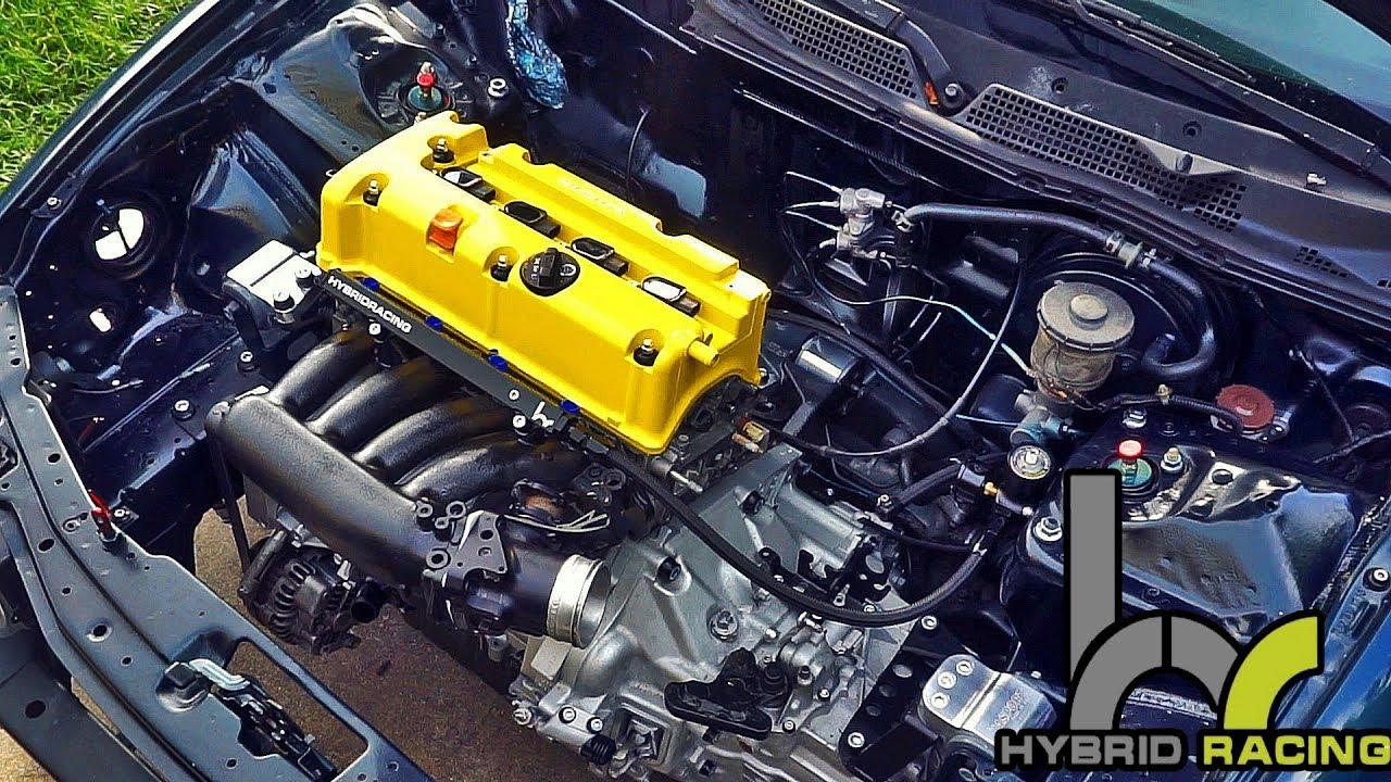 Fuel System Complete K24 Integra Build Ep 13