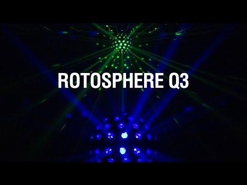 ChauvetDJ Rotosphere Q3