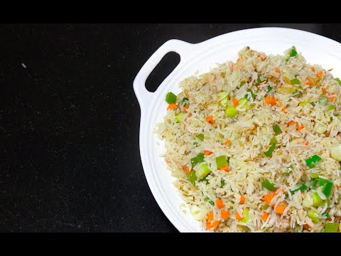 Tuna Veg Fried Rice - Budget Meals - Cheap n Easy Recipes - Youtube