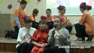 Сценка Клуши Концерт на день Учителя  школа №124 сказки сценки смешные к дню Учителя