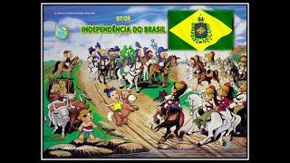 Musica 7 de setembro data tão festiva foi a independencia