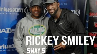 Rickey Smiley Interview: Hilarious Dating Life and Parenting Advice on Sway in the Morning