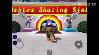 The Roblox Skating Rink Experience
