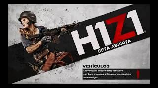 H1Z1: Battle Royale en equipo