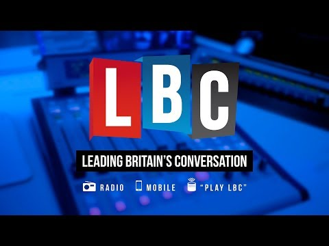 The Nick Clegg Phone-In On LBC: 17th October 2018