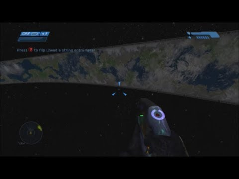 Halo 1 - Can You Drive A Halo Ring?