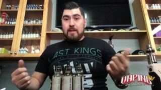 NAKED 100 REVIEW! | Tobacco line by Naked 100