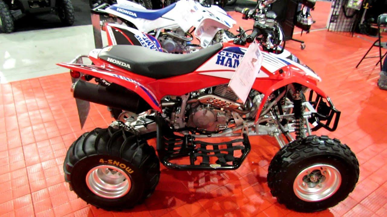 2013 Honda TRX400 XD Sport Performance ATV - 2012 Salon National du ...