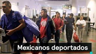 ¿Qué pasa con los mexicanos que son deportados desde EE.UU.? - Despierta con Loret