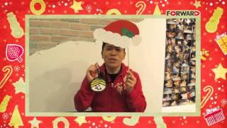 想要獲得卜學亮(阿亮)準備的聖誕禮物和豐華藝人簽名的聖誕賀卡嗎? 現在...