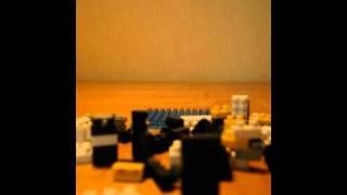 ナノブロックで作ってみました。 固定カメラではなくて、手でいちいち撮...