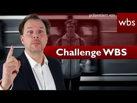 Wäre eine Schwarzfahrer-Versicherung legal? | Challenge WBS Rechtsanwalt Christian Solmecke