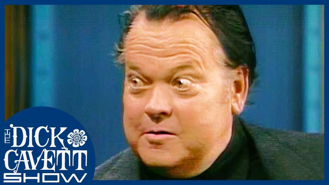 Orson Welles Talks About Making 'Citizen Kane' | The Dick Cavett Show