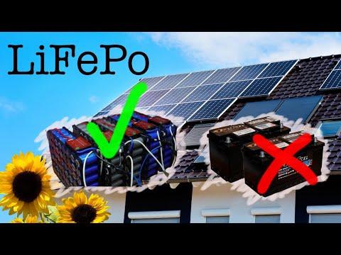LiFePo Хранилище для  Солнечной электростанции на 8 кВатт*час своими руками| Solar Storage DIY