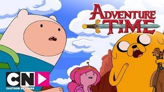 Pora na przygodę! | Wejście przez drzwi muzycznej prawdy | Cartoon Network